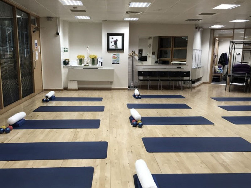 Mat Work Pilates